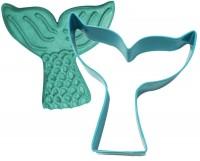 Meerjungfrauen-Flosse Ausstechform 9,5cm
