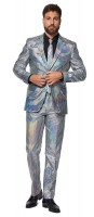 Discoballer OppoSuits Anzug für Herren