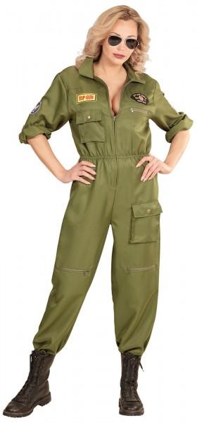 US Army Pilotenlady Damenkostüm