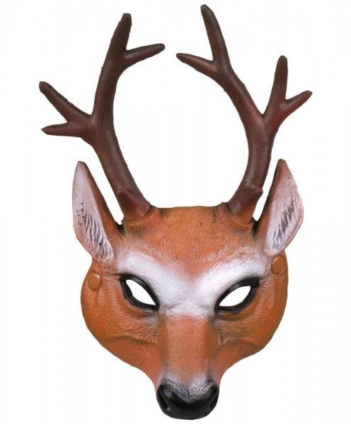 Süße Rehbock Maske