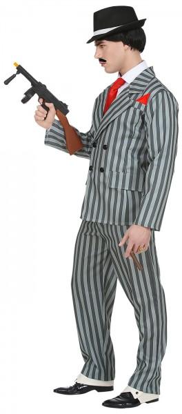 Eleganter 20er Jahre Gangster Anzug
