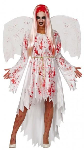 Mörder Todesengel Kostüm für Damen