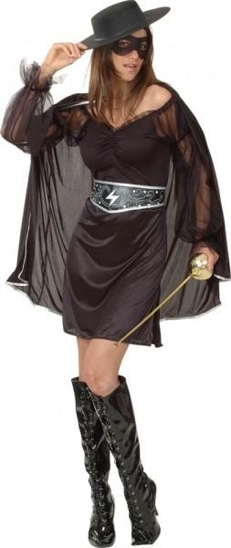 Zorrina Die Unbekannte Kostüm