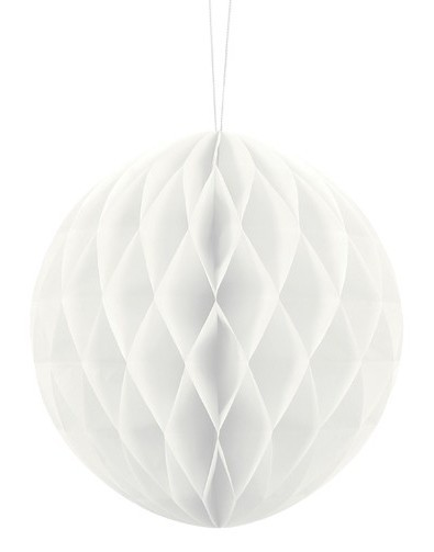 Honeycomb Ball Lumina White 20cm