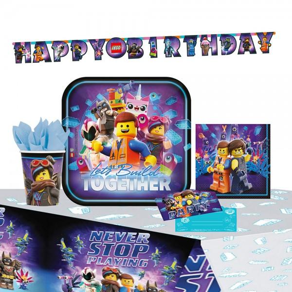 Party Set Lego Movie 2 42-teilig