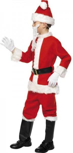 Clausi Santa Claus child costume