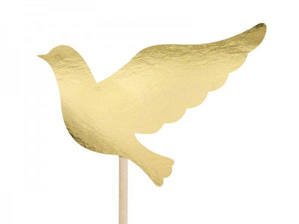 Heaven Blessed Symbol cake decoration