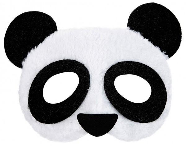 Raopp Unisex Panda Plüschmaske