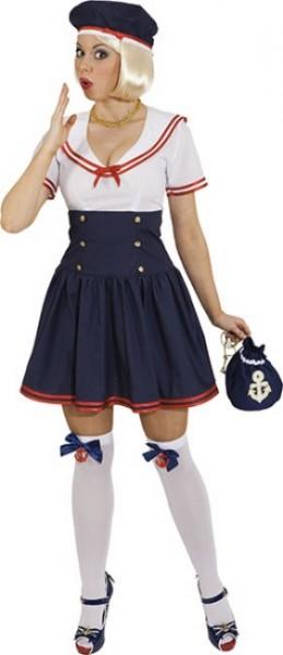 Matrosenfräulein Marina Kleid