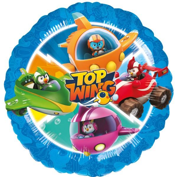 Top Wing Helden Folienballon 45cm