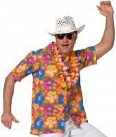 Blumiges Hawaiihemd Für Herren