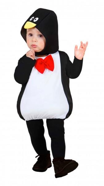 Pinguino morbidoso- costume bambini