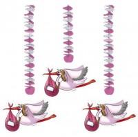 3 Rotor-Hängespiralen Baby Girl