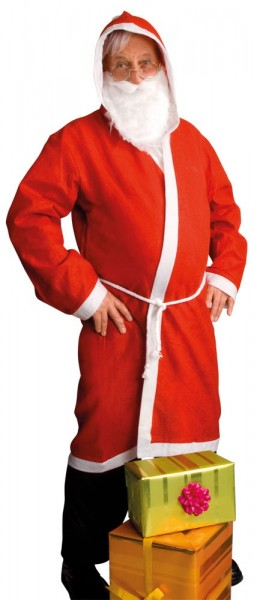 Santa Claus coat classic