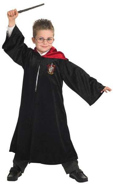 Schwarze Harry Potter Kinderrobe