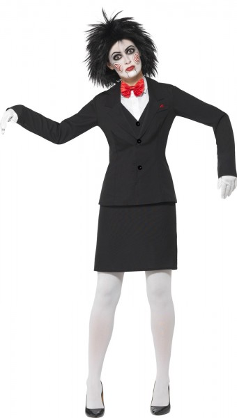 The Original Jigsaw Saw Costume for Women