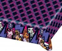 Monster High 2 Tischdecke Schwarz-Pink 120x180cm