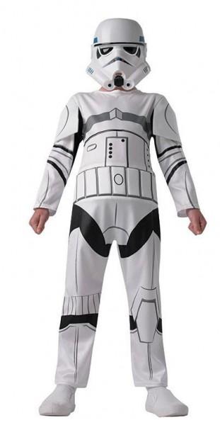 Stormtrooper Kinderkostüm Für Kleine Starwars Fans