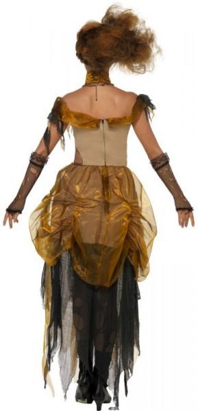 Grusel Belle Fetzenkleid Frauen Kostüm
