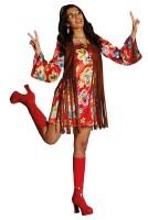 Fransen Hippie Kostüm Ella