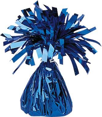 Ballongewicht Frans kegel in blauw