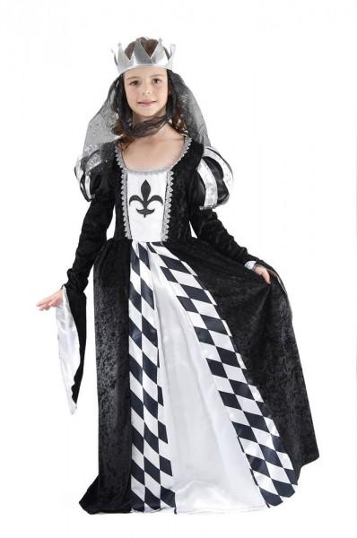 Schach Dame Kostüm Für Mädchen