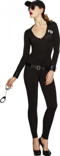 Gina Torres FBI Agentin Kostüm
