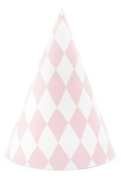 6 cappelli Candy Party 16 cm