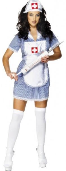 Sexy Krankenschwester Lena Damenkostüm