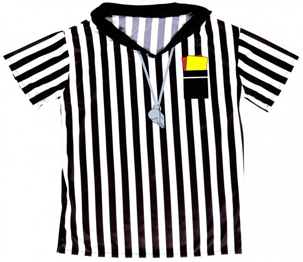 Disfraz de árbitro infantil