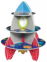 Space Party Cupcake Ständer