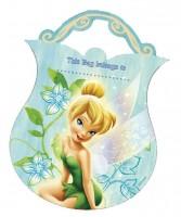 6 Tinkerbell Blütenzauber Geschenktüten