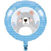 Partybär Folienballon 46cm