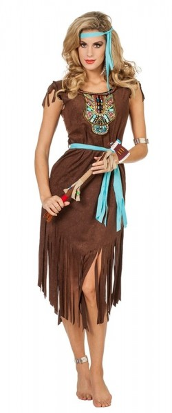 Nahimana Indian woman costume
