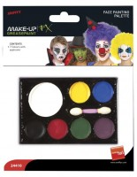 Gesichtsfarben Make-Up Set