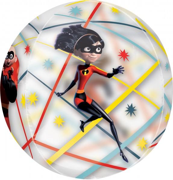 Orbz Ballon Die Unglaublichen 2 Helden
