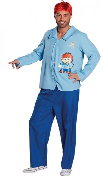 Mainzelmännchen Edi pyjama
