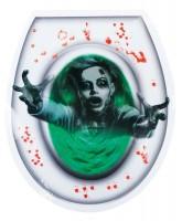 Zombie Braut Toilettensticker