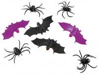 Halloween Spooky Deko Set