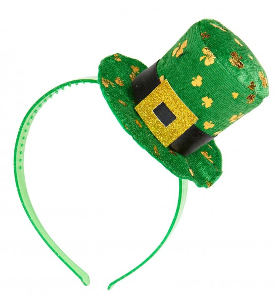 Grüner St Patricks Day Minihut