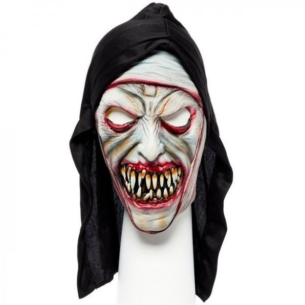 Horror Nonnen Maske für Erwachsene