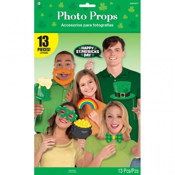 St. Patricks Day Photobooth Set