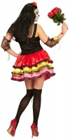 Untotes Flamenco Kostüm Lady Alejandra