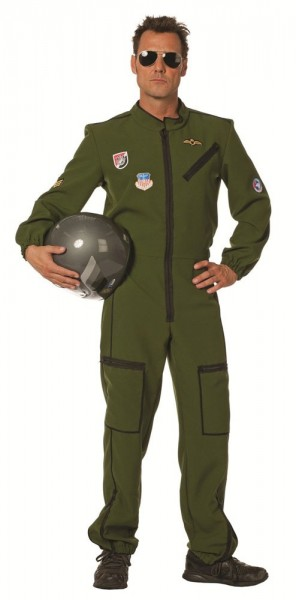 Bundeswehr Pilot Roman Kostüm