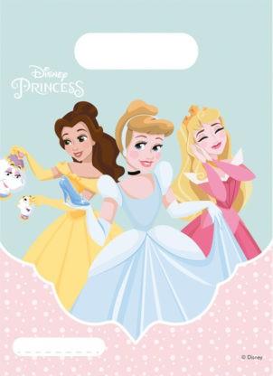 6 Charming Princess Geschenktüten