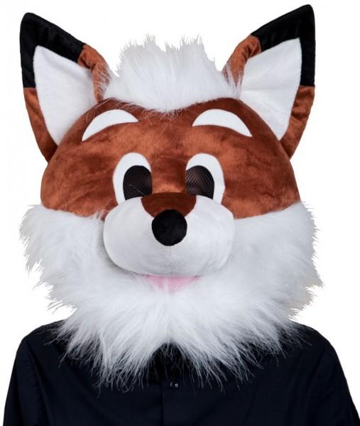 Fuchskopf gigantisch masker