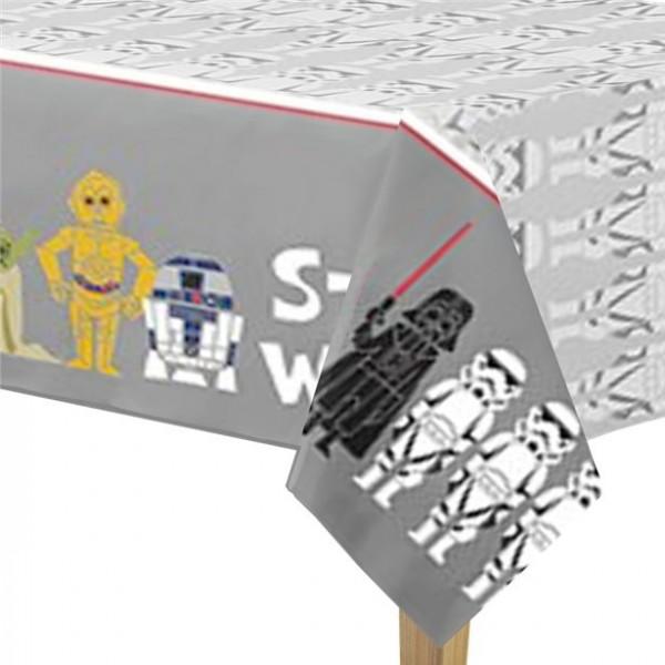 Star Wars Cartoon Tischdecke 1,8 x 1,2m