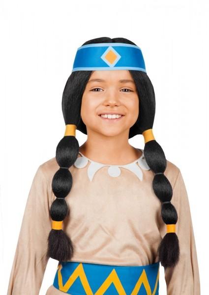 Happy Sunshine Indian wig