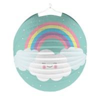 Süßer Wolkenwelt Lampion 25cm