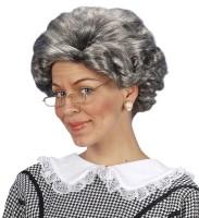 Oma Irmgard Perücke